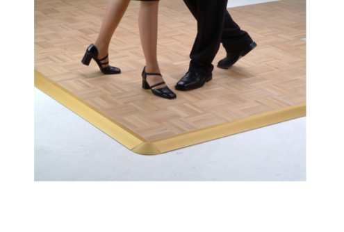 Mobile event flooring