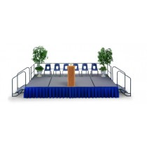Stage Platform ALLROUND Universal DUO