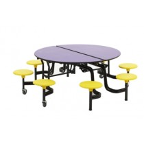 Table-Seat-Combination ALLROUND Rolli Round