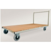 ALLROUND-Transport trolley for horizontal stored stage platforms