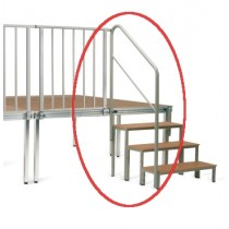 Geländer für Treppen