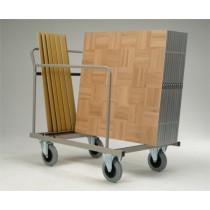 Transportwagen für mobile TANGO-Tanzflächen