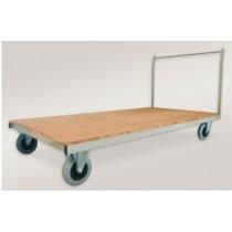 Transportwagen für liegende Bühnenpodeste der Größe 100 x 200 cm
