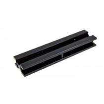 X-Bühnenrahmen-Verbinder mit einem Stopper (schwarz)